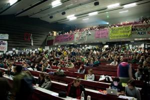Okkupasjon av universitet i Tyskland