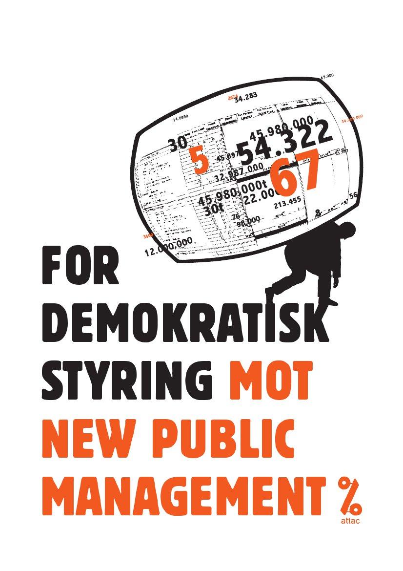 For demokratisk styring - mot New Public Management