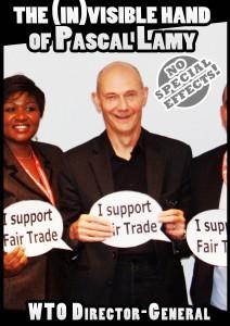 Lamy støtter handel