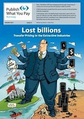 "Rapporten ""Lost billions- transfer pricing in the extractive industries"""