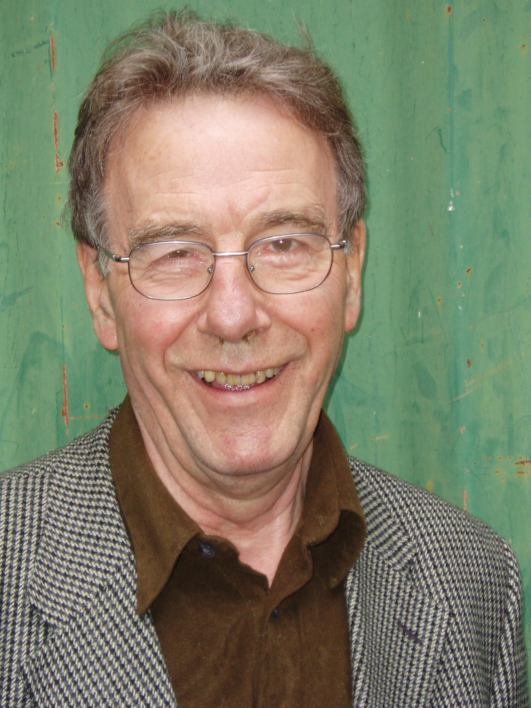 Reiulf Steen fra hans tid som nestleder i Attac i 2005.