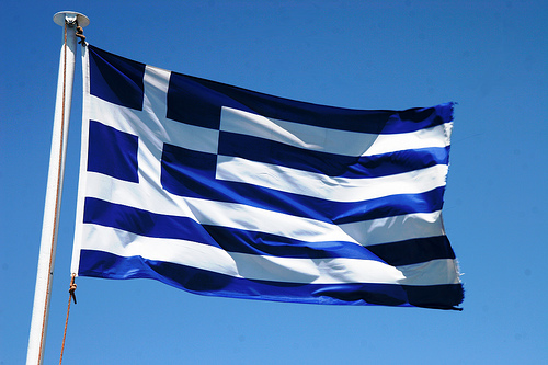 gresk flagg