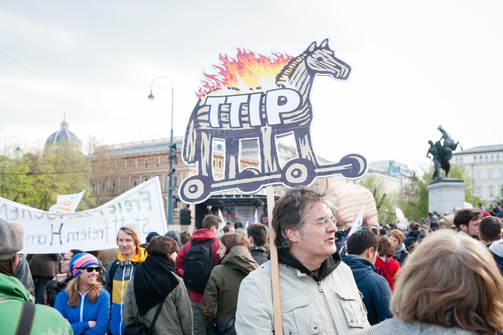 TTIP som trojansk hest.